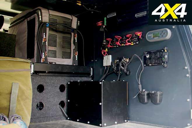 Toyota 79 Series Rambler Edition By TJM Electrical System Jpg