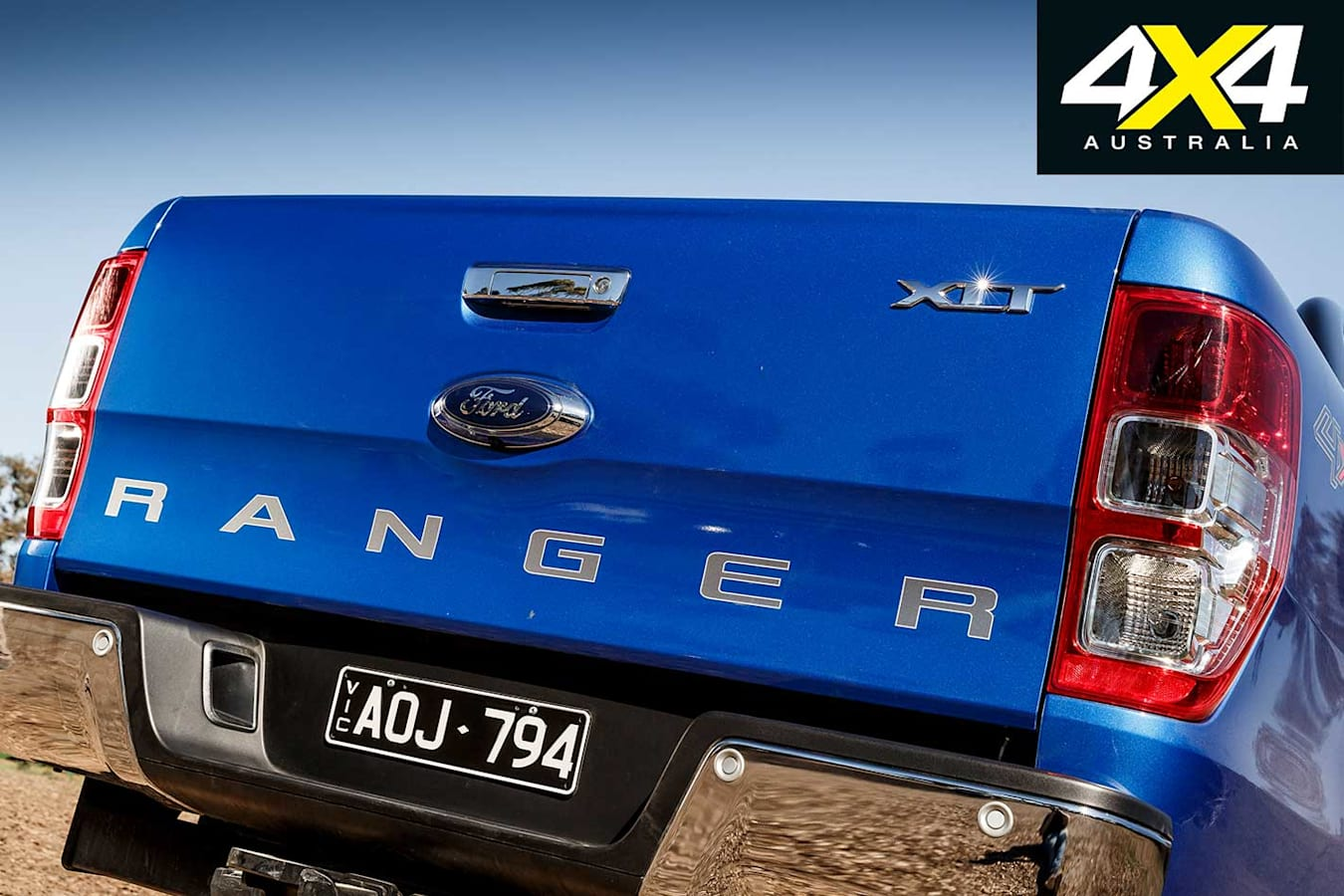 Mid 2018 4 X 4 Sales Report Card Ford Ranger Tailgate Jpg
