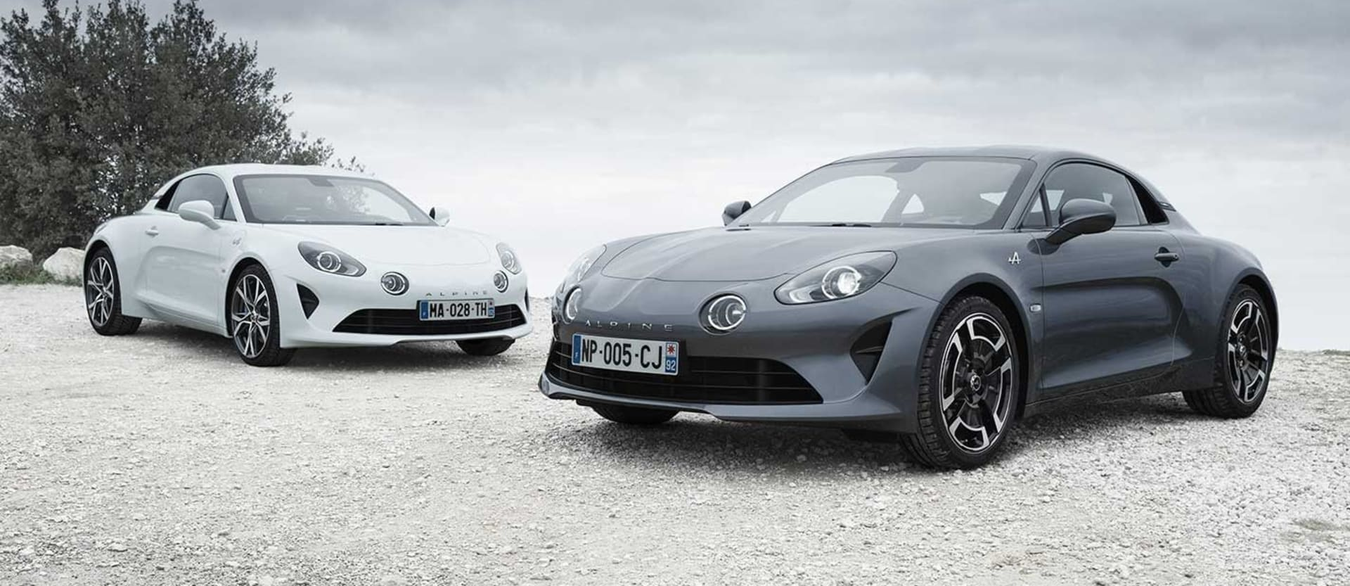 Alpine A110 gains two new versions
