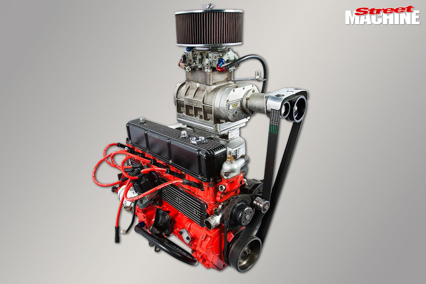 Holden -engine -3