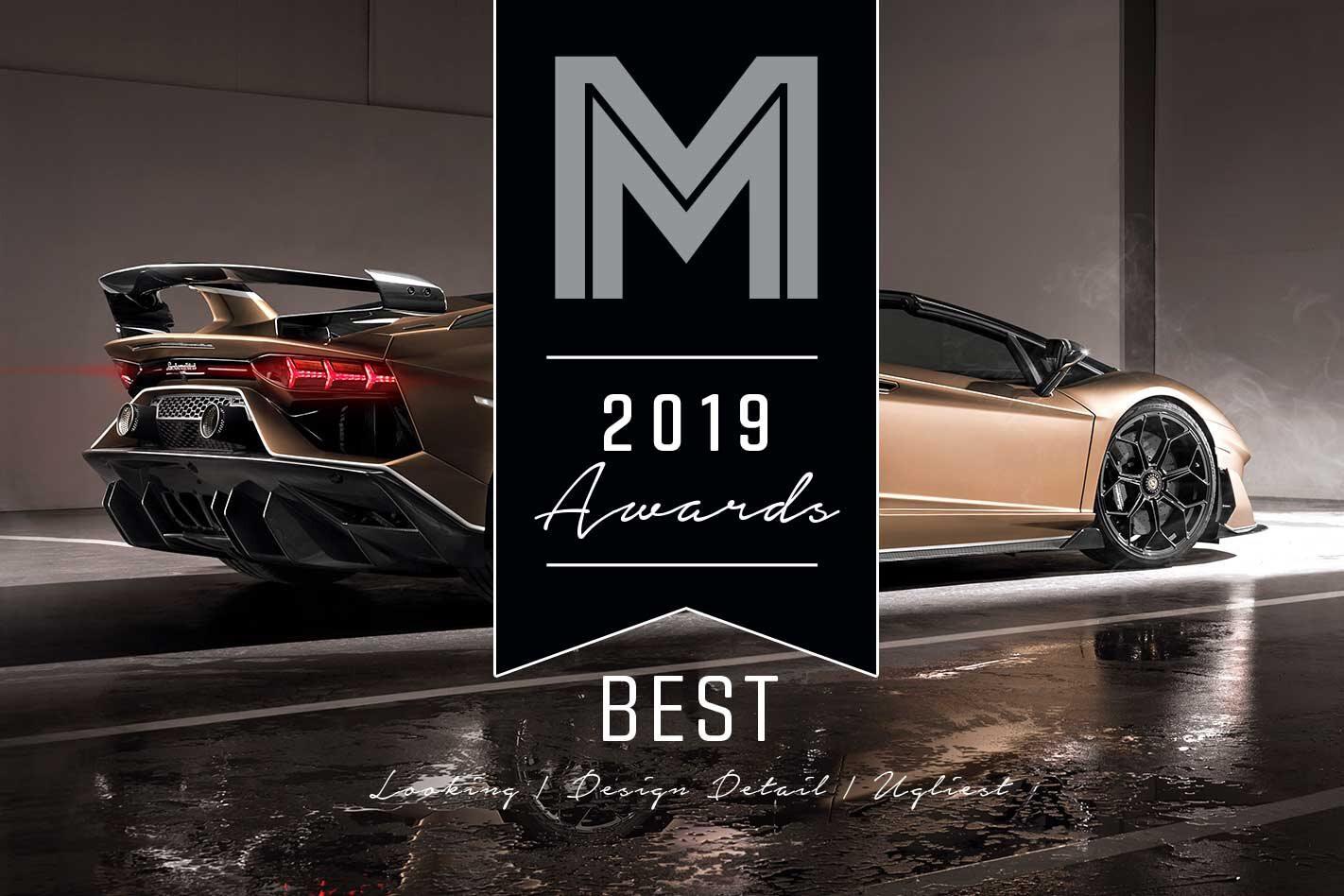 2019 MOTOR Awards Best Looking