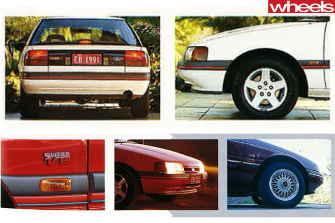 1991-Ford -Falcon -front -driving -side