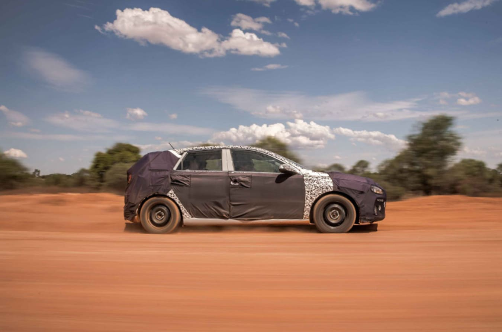 Australian Suspension Tuning Hyundai Dirt Jpg