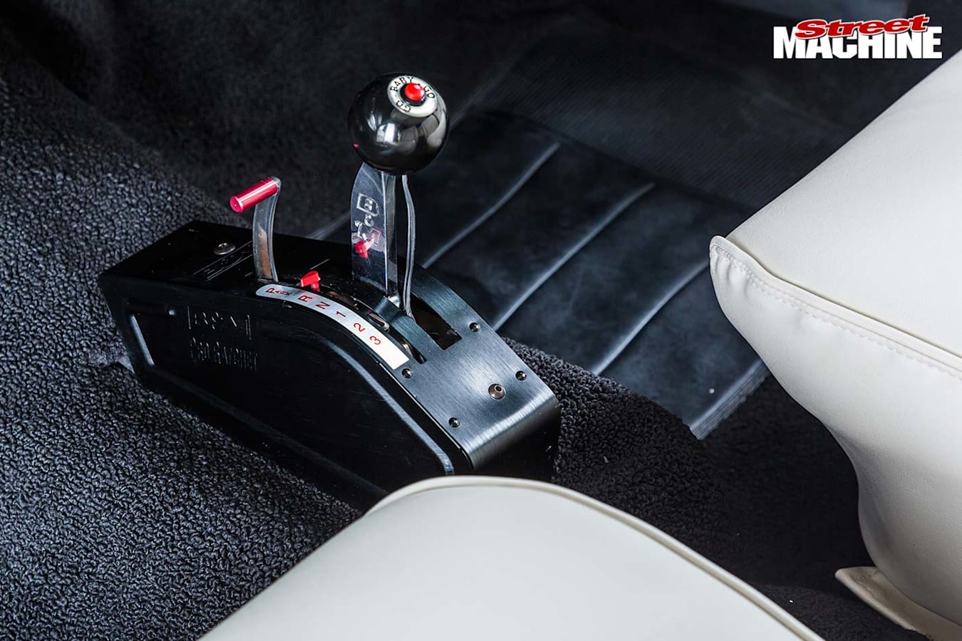 Ford XR GT Falcon shifter