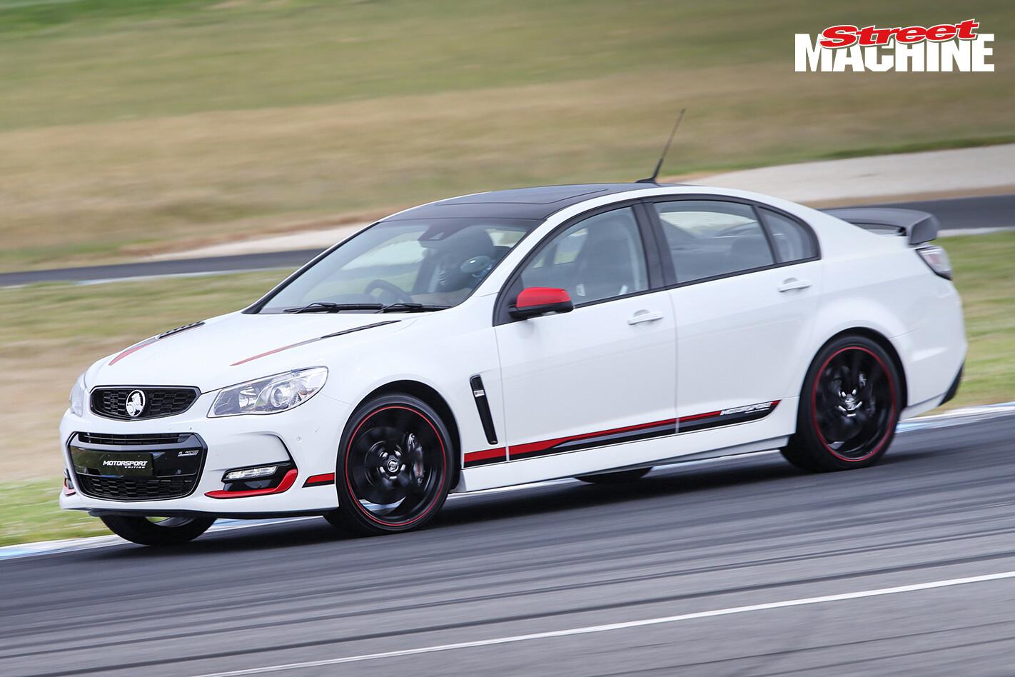 Holden Commodore Motorsport Edition 1