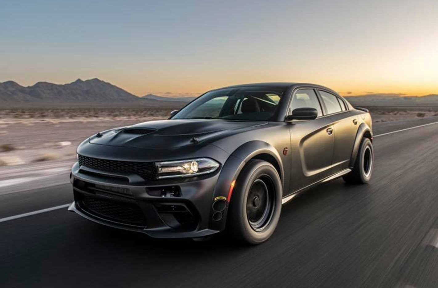 Speedkore twin-turbo AWD carbon-fibre Charger revealed