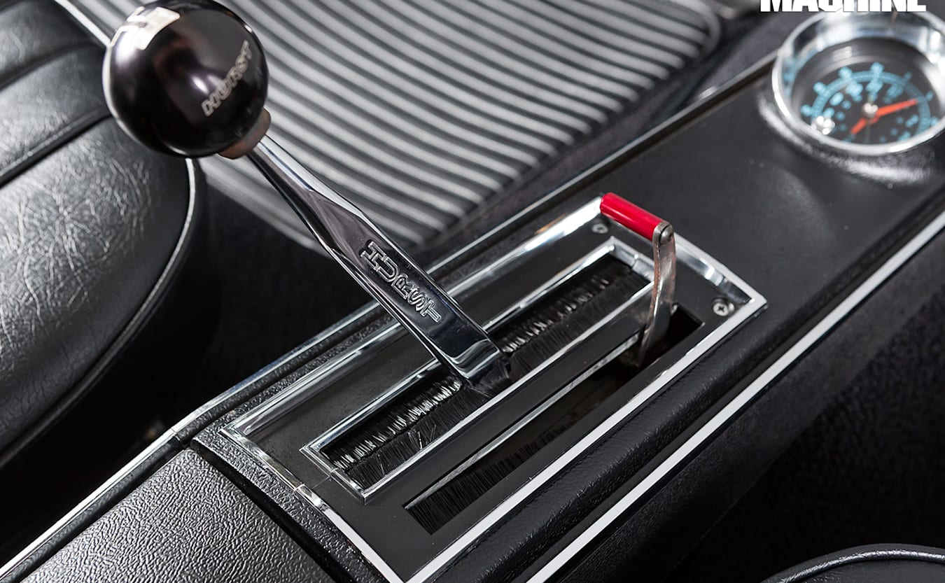 Buick Special shifter