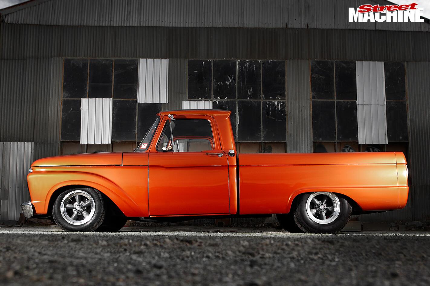 Ford -f 100-profile