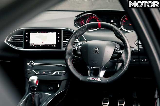 Peugeot 308 G Ti Long Term Review Update 2 Steering Wheel Jpg