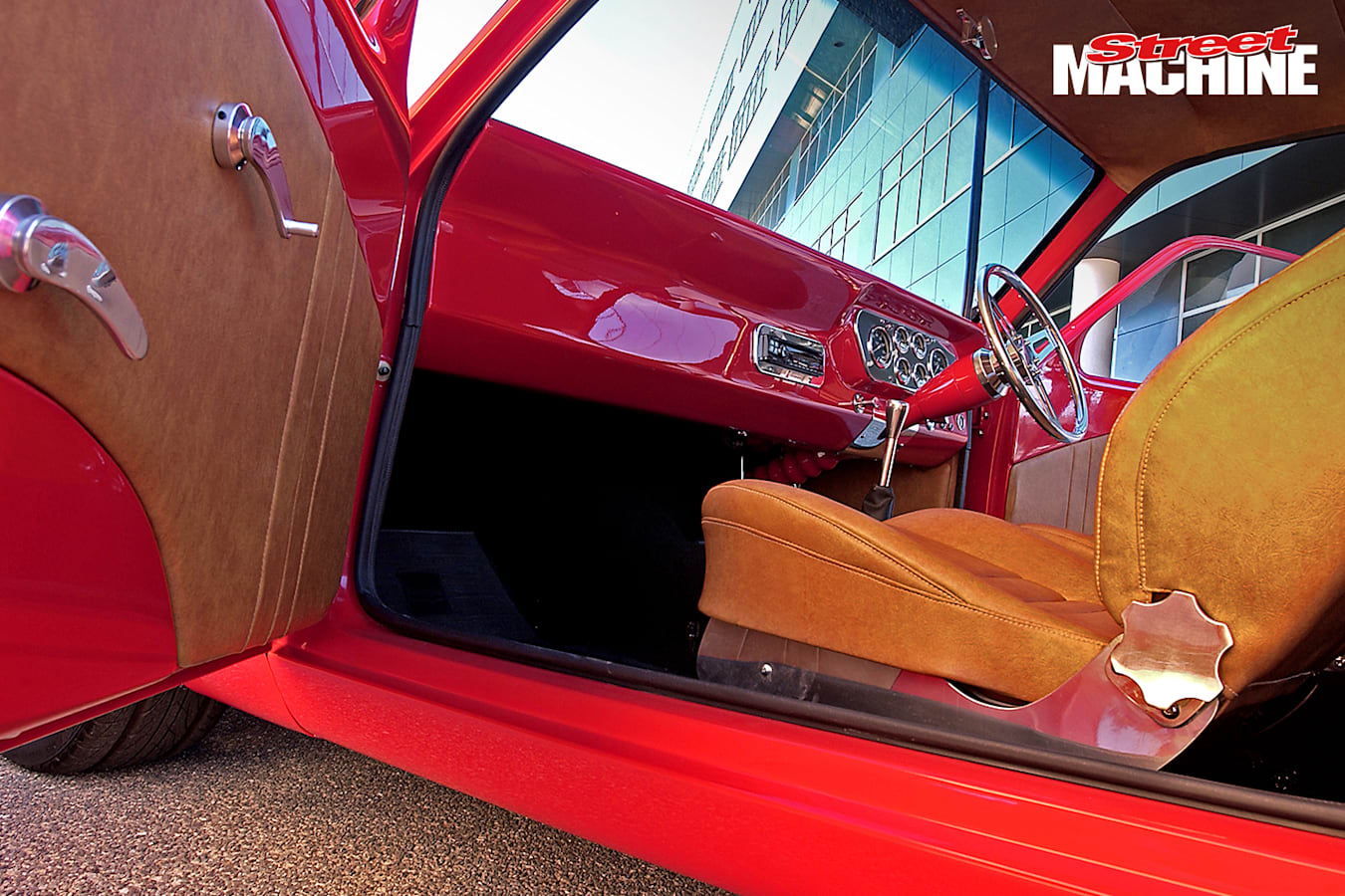 Ford XW Falcon Coupe Interior 2 Nw Jpg