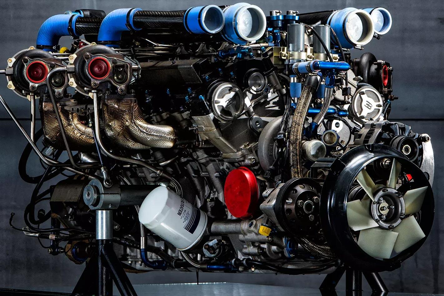 turbo engine science