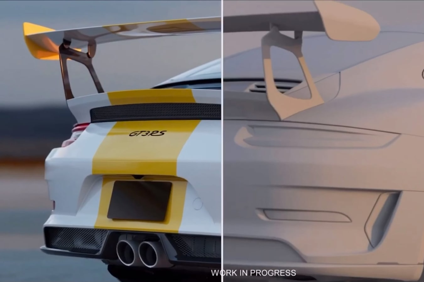 Need For Speed 2021 First Look GT 3 RS Jpg