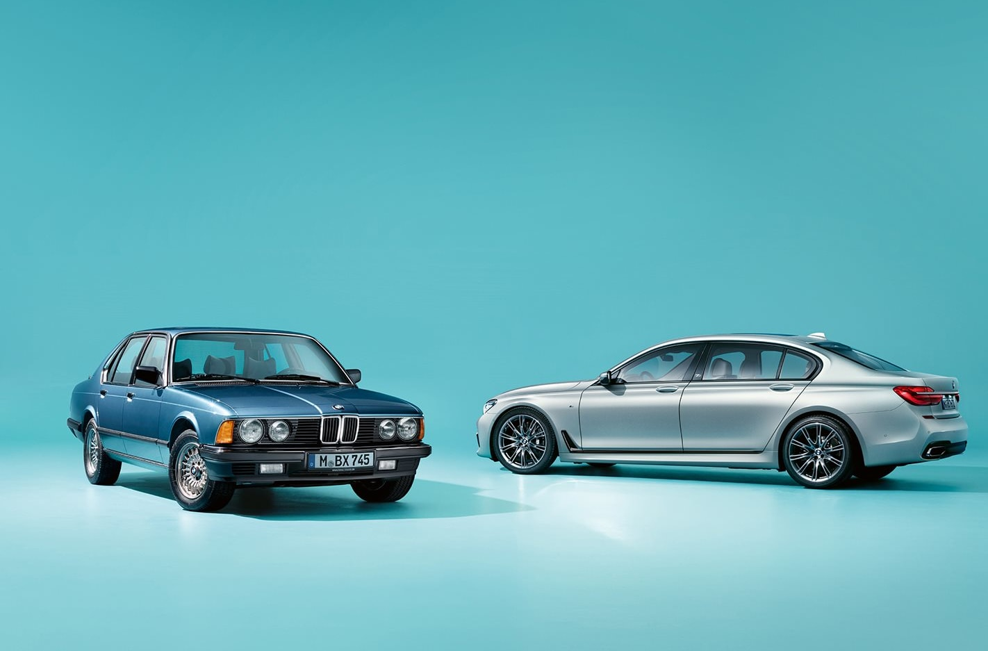 2018 BMW 7 Series 40 Jahre Edition is as exclusive as special editions come