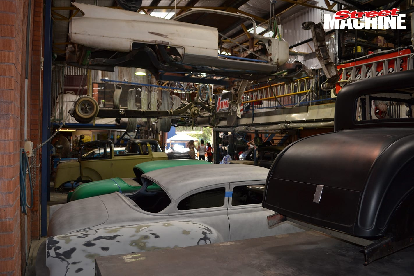 Luckys Speed Shop 6 Nw