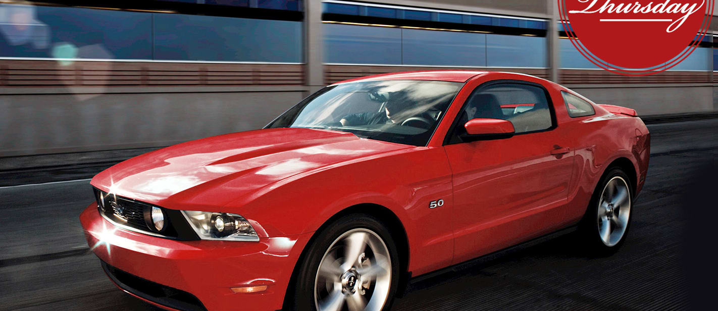 Archive: 2011 Ford Mustang GT review