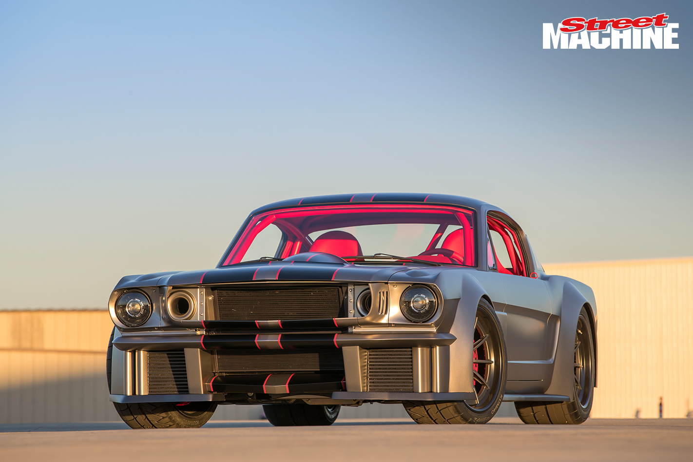 Ford Mustang Vicious Timeless Kustoms 3