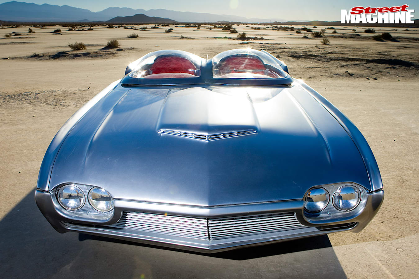 Ford Thunderbird front