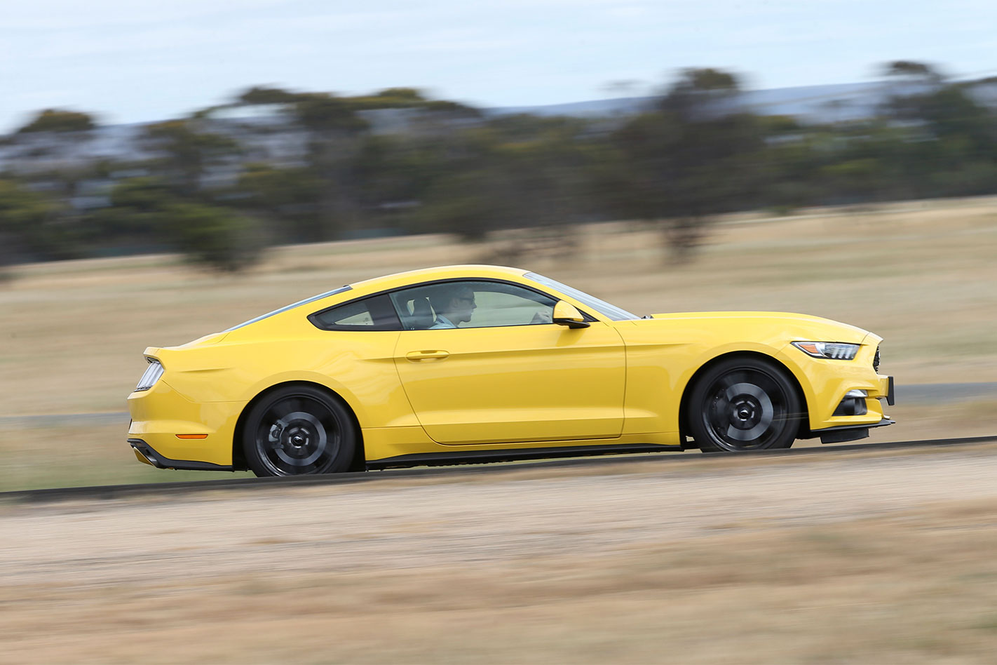 Ford -Mustang -Ecoboost -profile