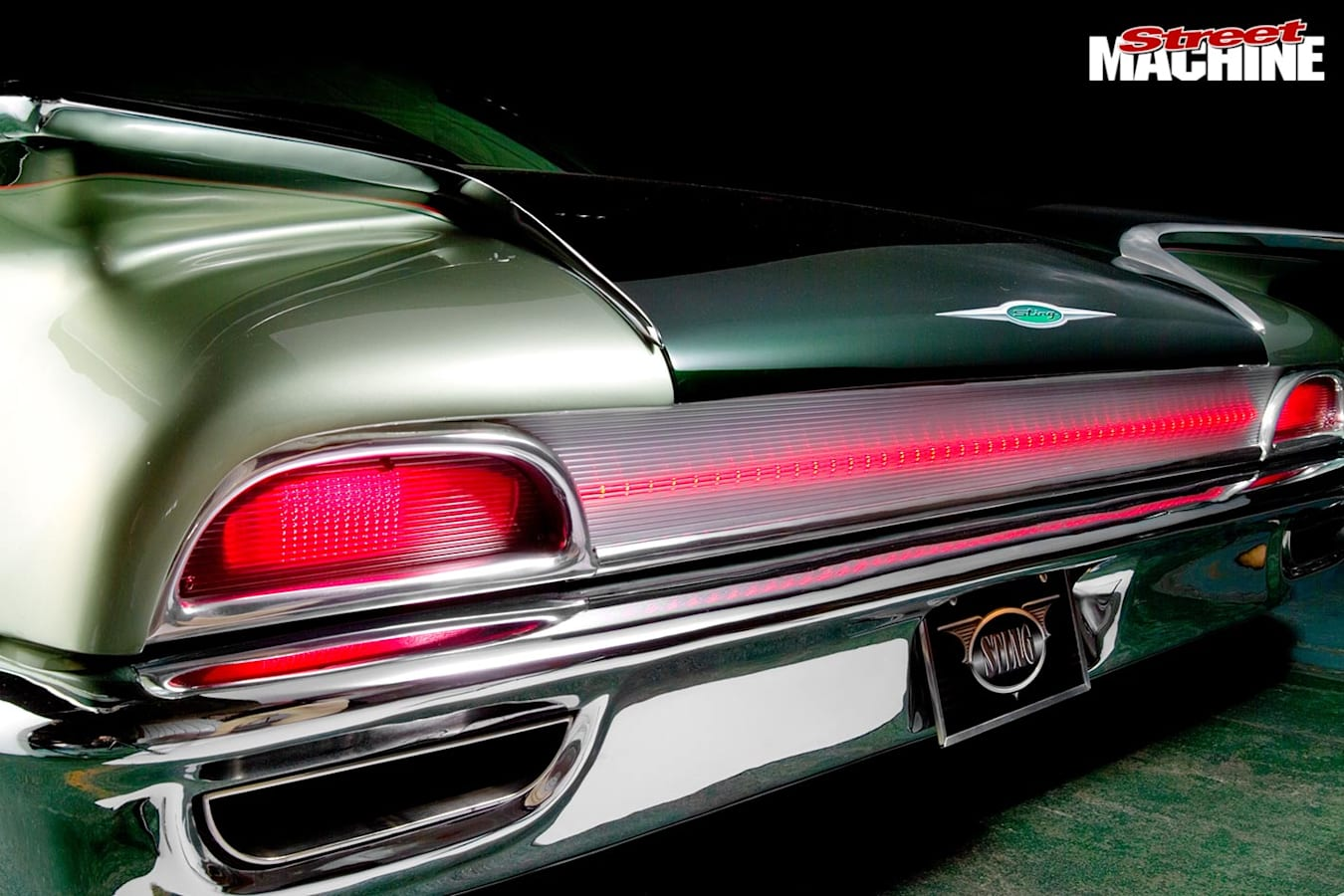 Ford Starliner tail