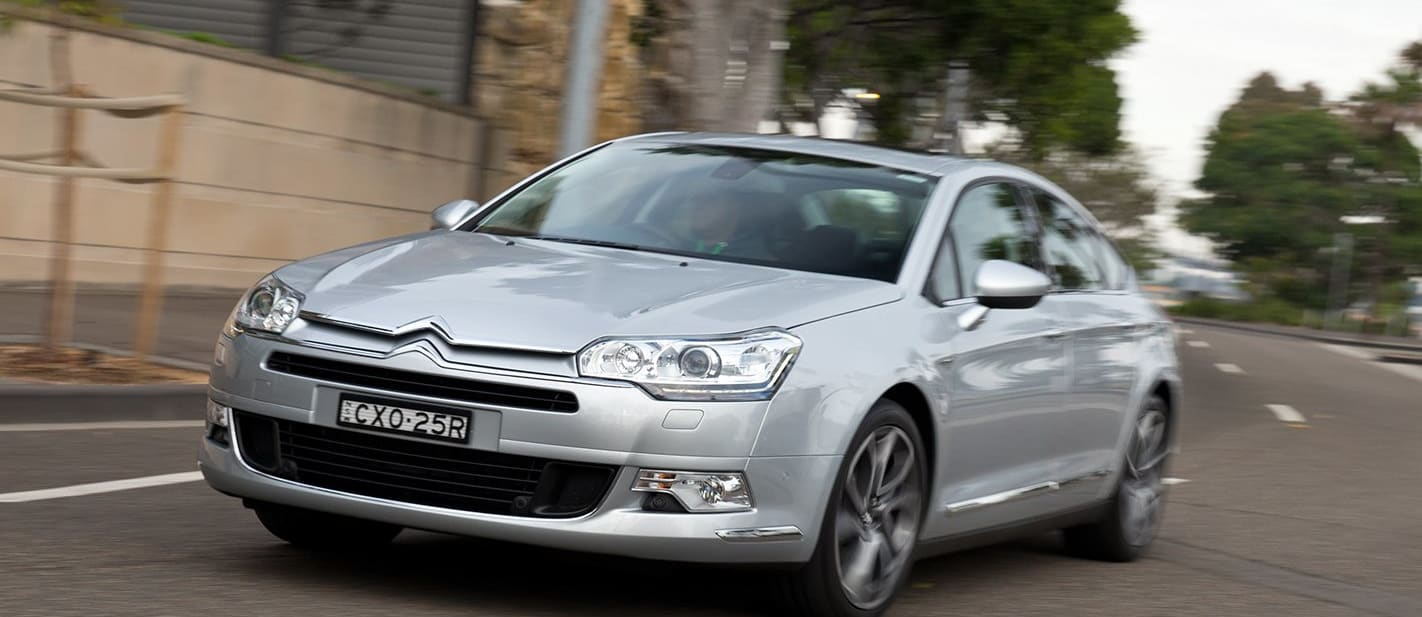 Citroen C5 special editions say au revoir to iconic suspension