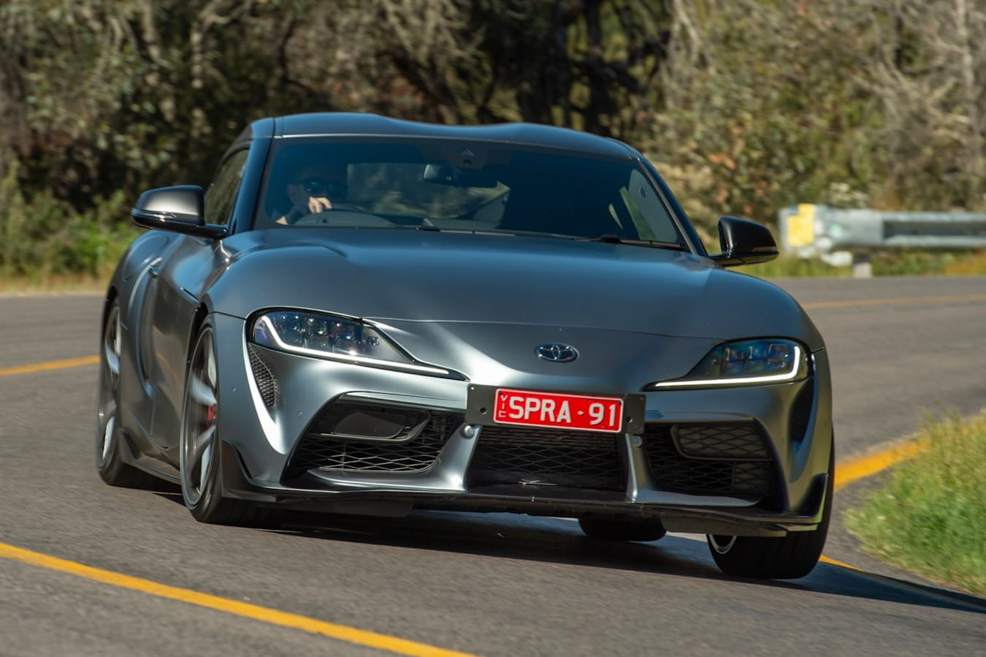 2021 Toyota Supra GTS