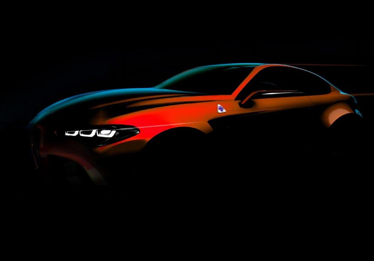 2022 Alfa Romeo GTV render
