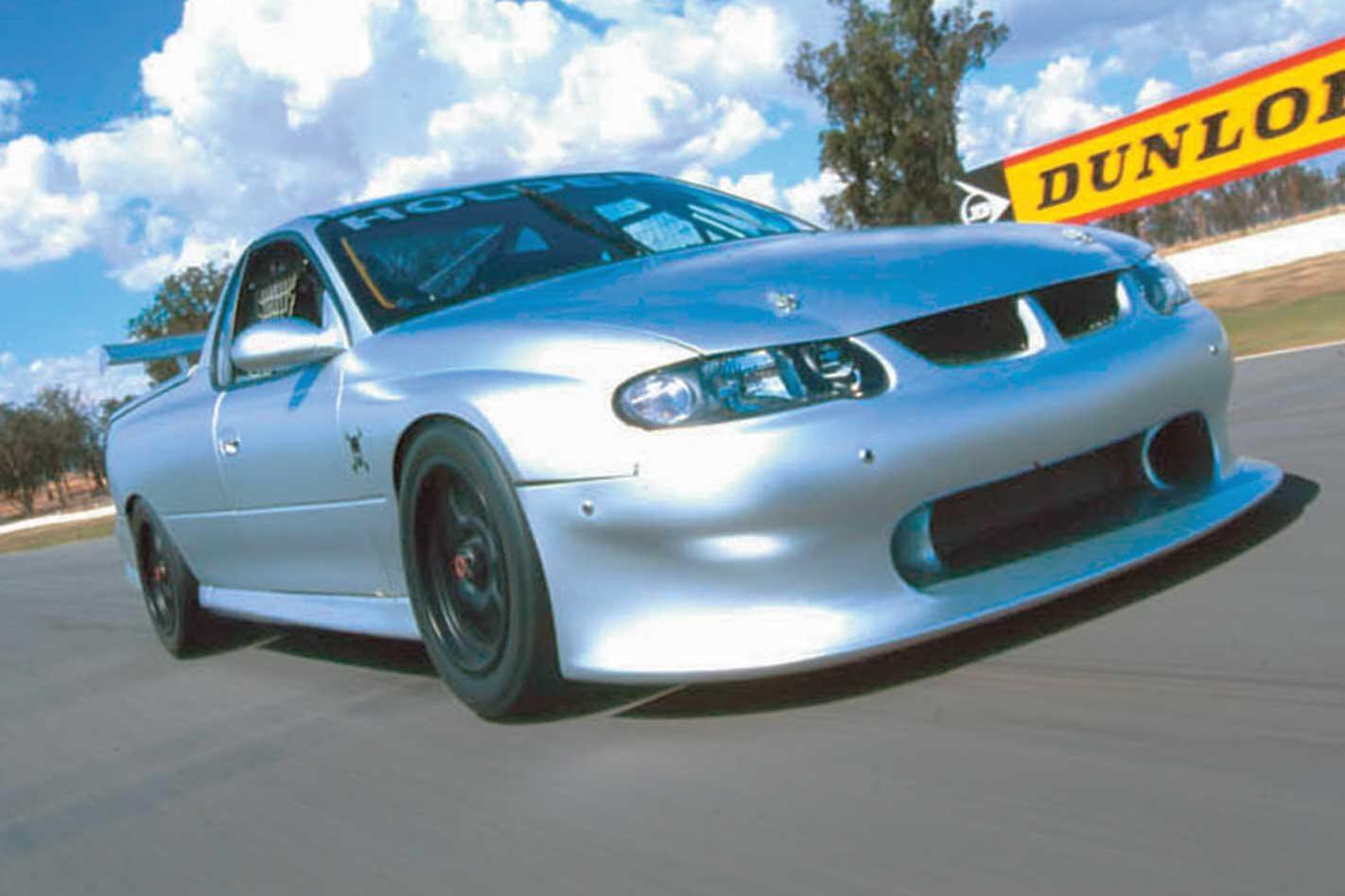 Holden V8 Supercar Ute review