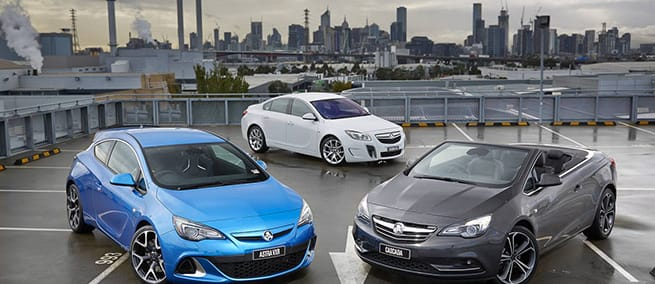 Holden to add three Opel models to its lineup: Astra, Insignia and Cascada