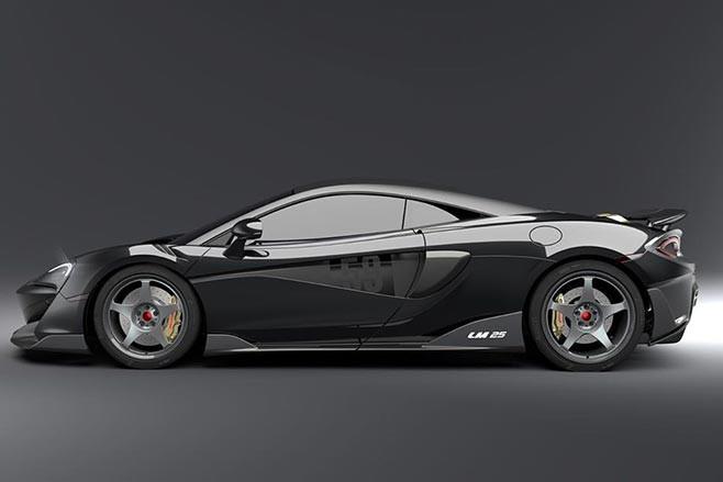 Lanzante's LM 25 McLaren special editions 600LT