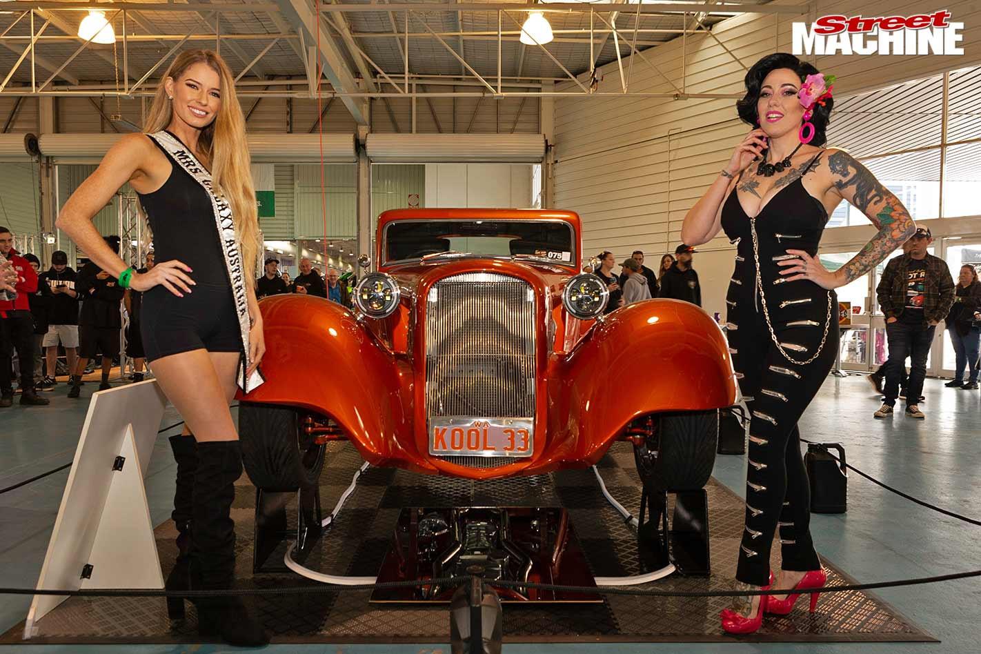 WA Hot Rod show