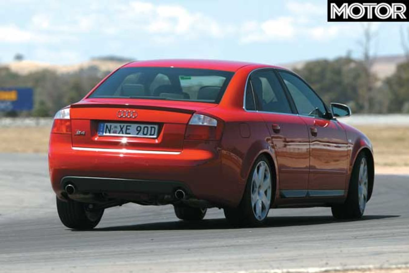 Performance Car Of The Year 2004 Introduction Audi S 4 Jpg