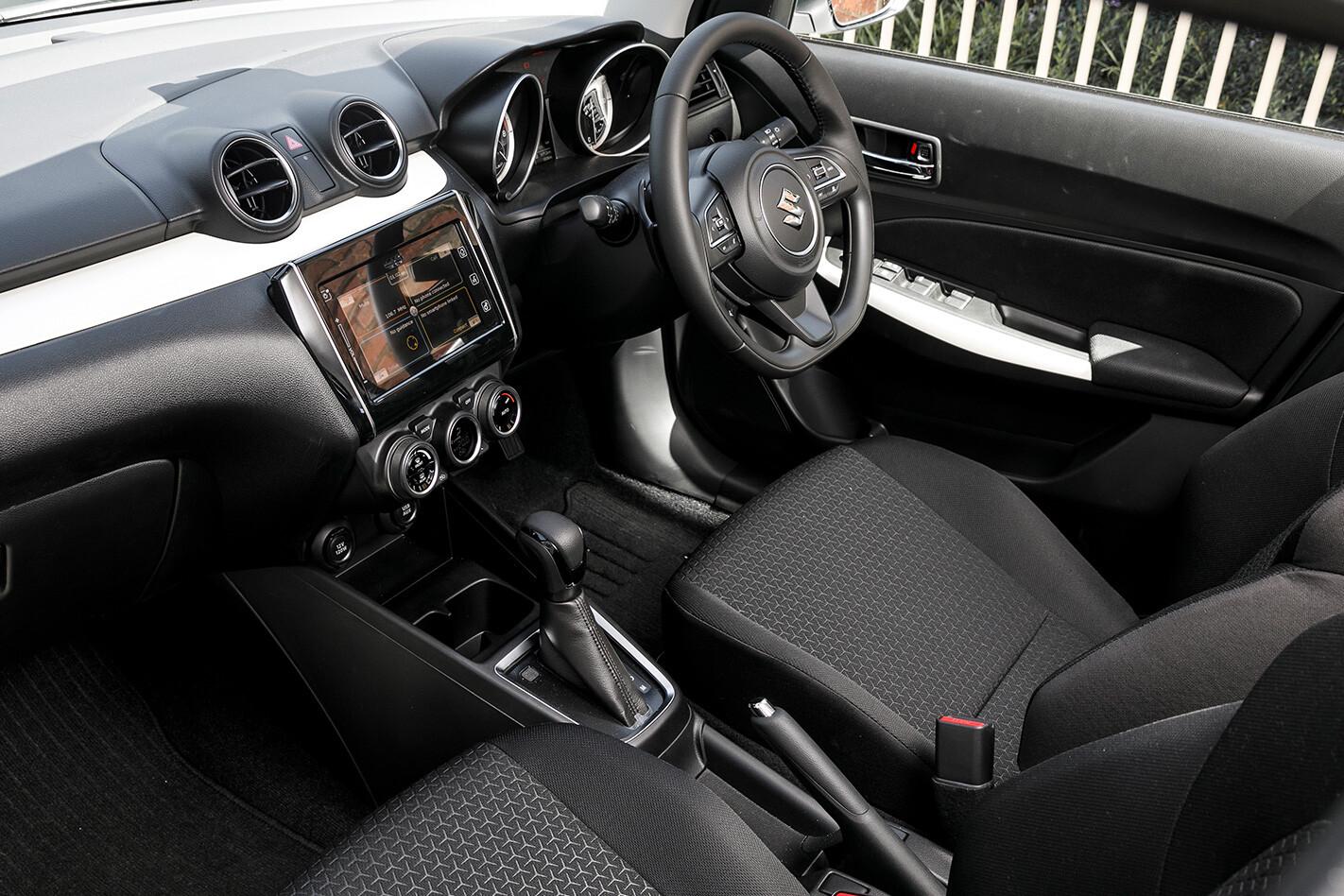 2018 Suzuki Swift GLX Turbo