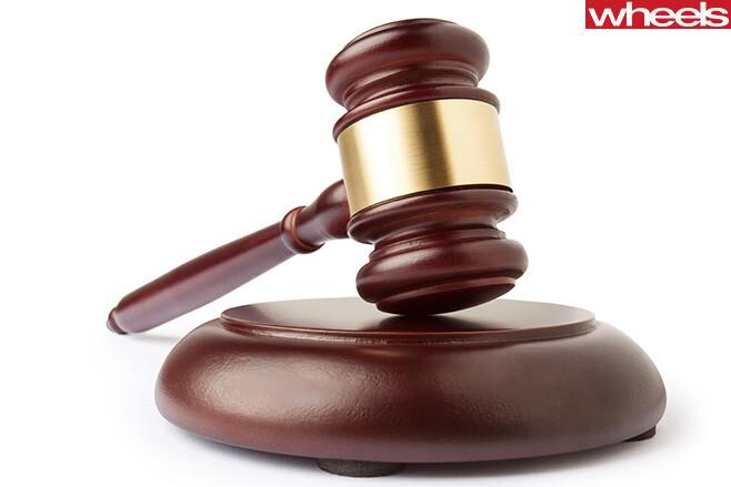 Judges -Gavel