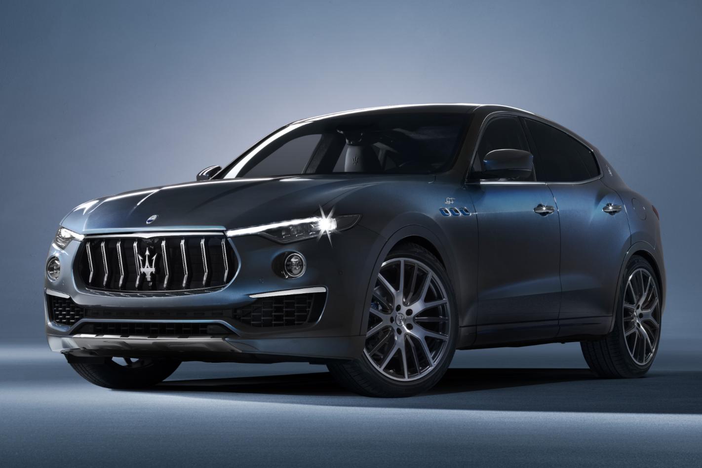 Maserati Levante Hybrid Normal Png