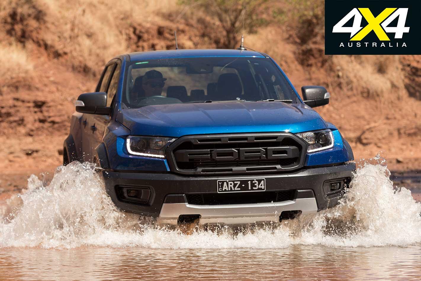 2018 Ford Ranger Raptor River Crossing Jpg