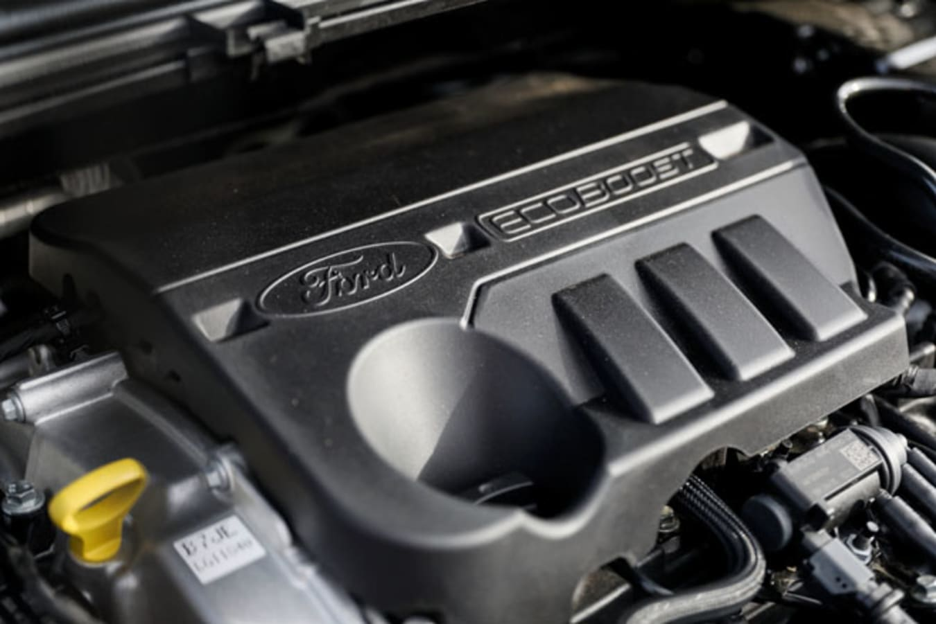 Ford Puma engine at Car of the Year 2021