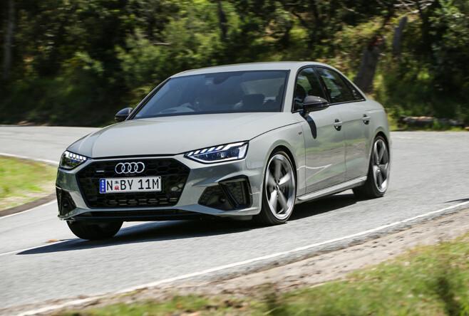 2021 Audi A4 45 TFSI