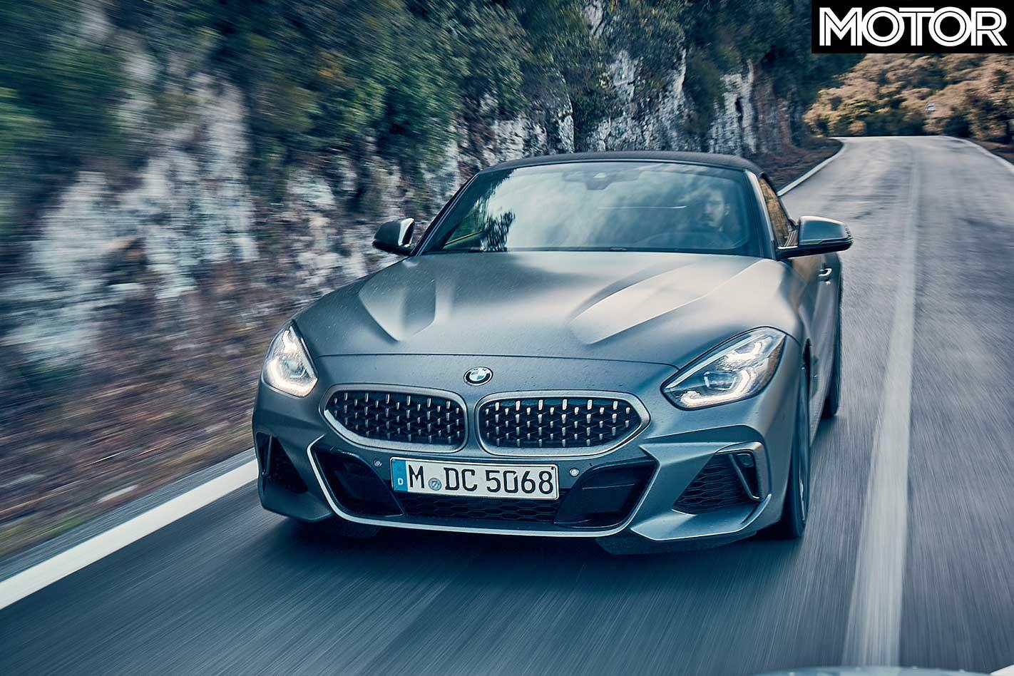 2018 BMW Z 4 M 40 I Front Performance Jpg