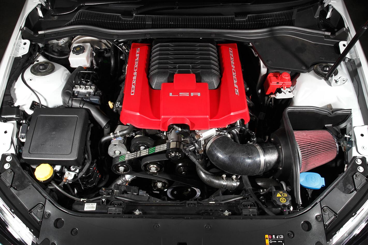Harrop HSV GTS 580 review