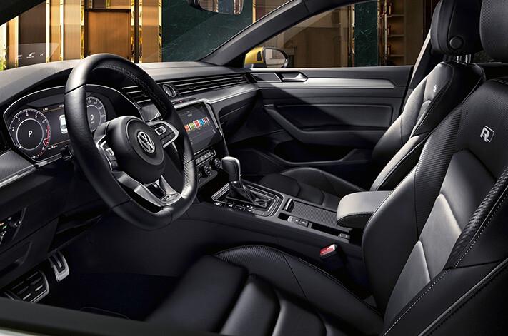 Volkswagen Arteon R Line Interior Jpg