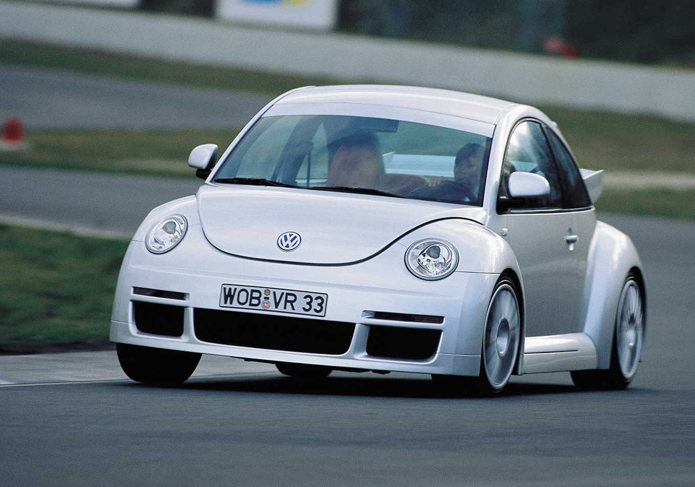 2000 Volkswagen Beetle RSI Fast Car History Lesson