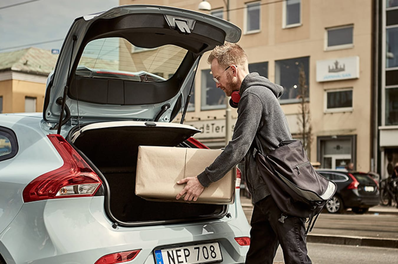Volvo Micropayments Delivery Rear Quarter Jpg