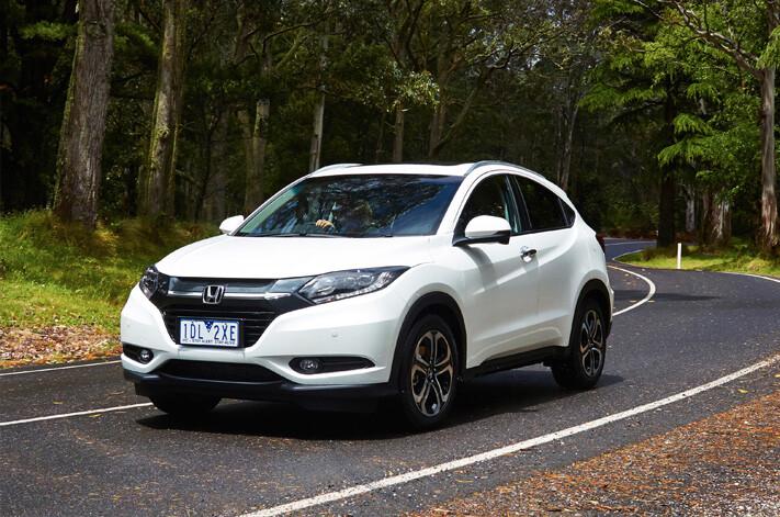 Honda Hrv Ride And Refinement Jpg