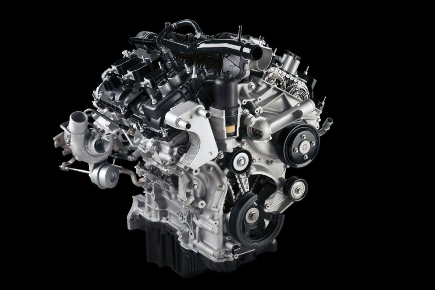 2021 Ford Ranger Ecoboost Engine Jpg