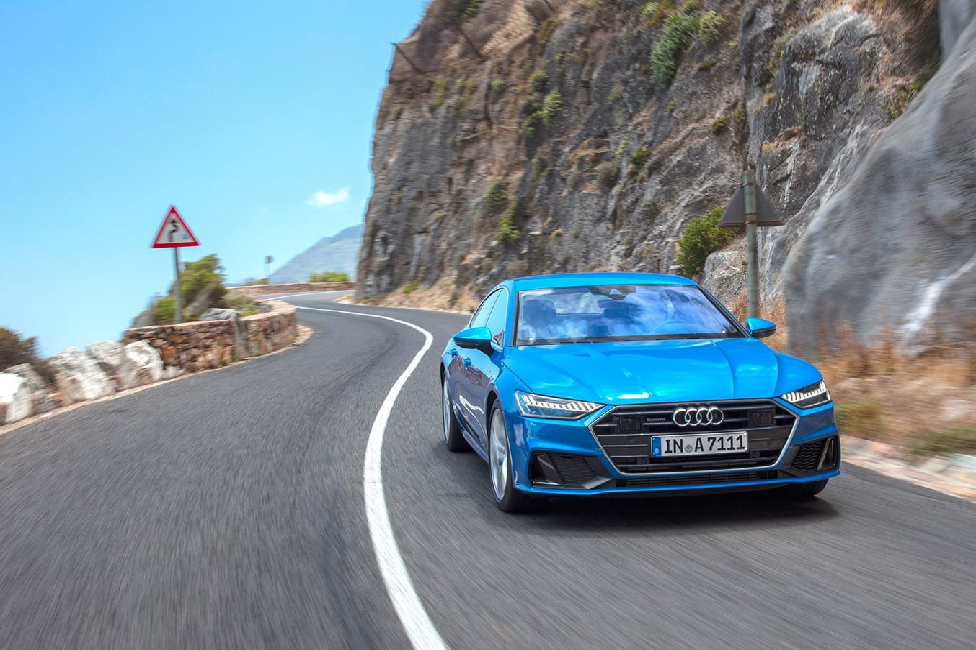 Audi A 7 Front Jpg
