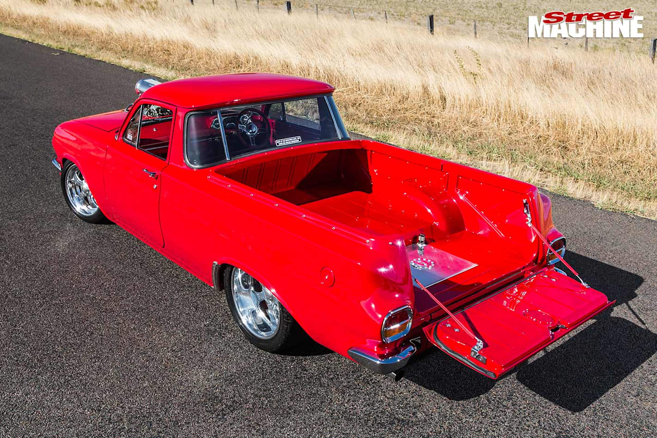 Holden EH ute tray