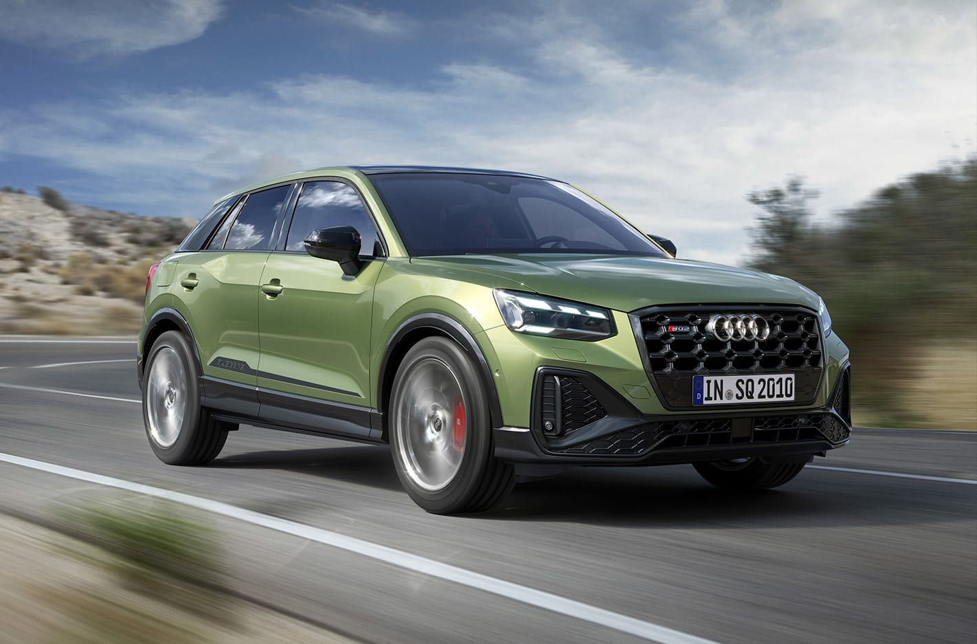 2021 Audi SQ2 Pricing and features