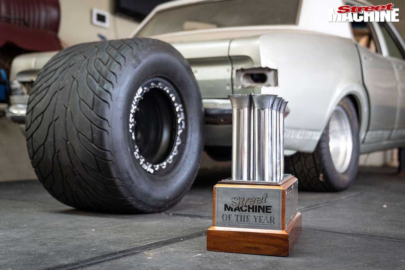 SMOTY trophy