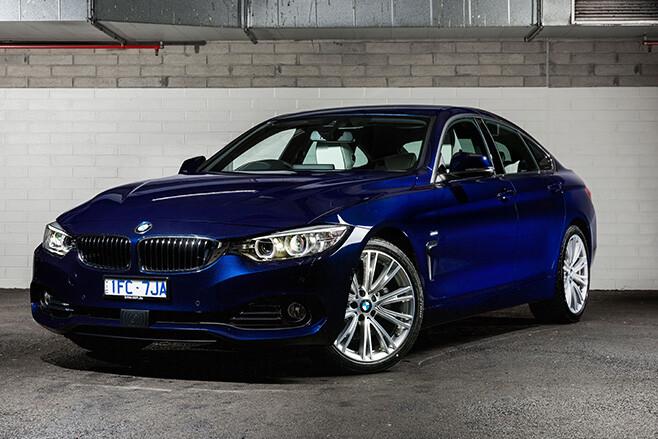 BMW 100th Anniversary Blue