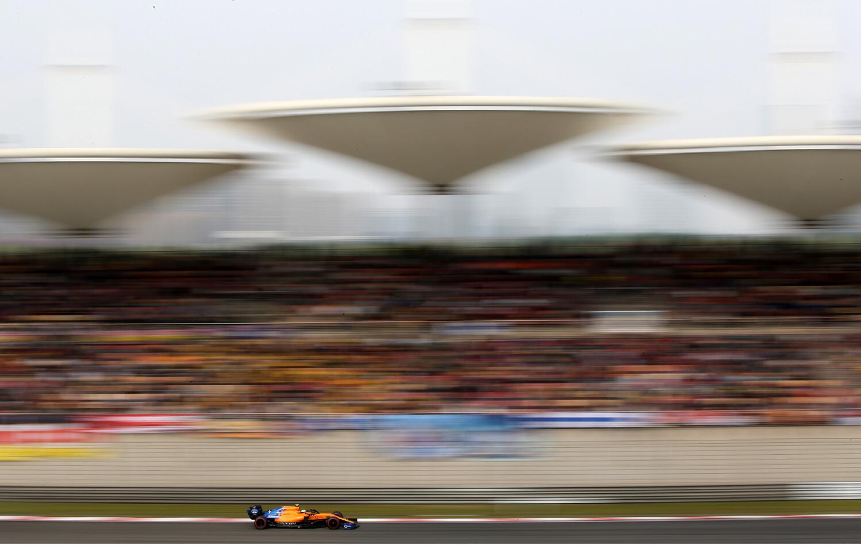Shanghai F1 Grand Prix